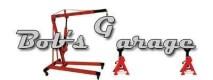 Bob's Garage logo