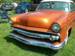 54 Ford Custom front